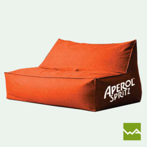 Beanbag Chair XL - Aperol