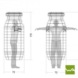 Werbewalker - Inflatable