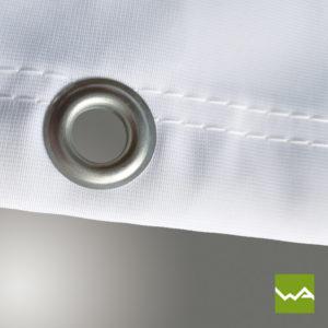 Werbebanner Textil - Stofftransparente 2