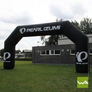 Aufblasbarer Torbogen / Werbebogen - Pearl Izumi 2