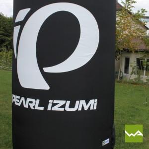 Aufblasbarer Torbogen / Werbebogen - Pearl Izumi