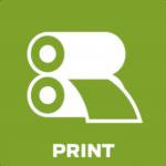 Folding Tents - Print